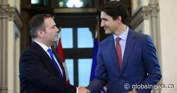 Premier Jason Kenney, Prime Minister Justin Trudeau to meet in Ottawa