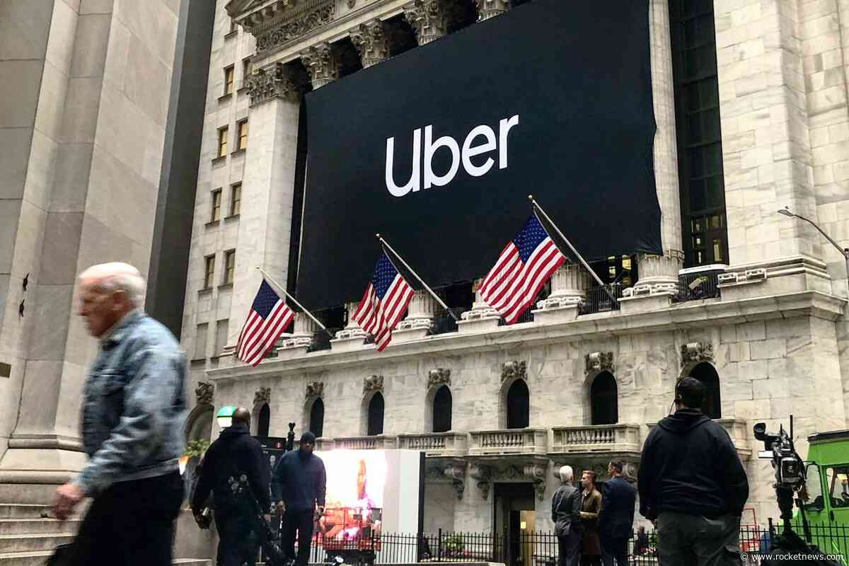 Stocks making the biggest moves midday: Uber, Tesla, Ulta, Zoom Video & more – CNBC