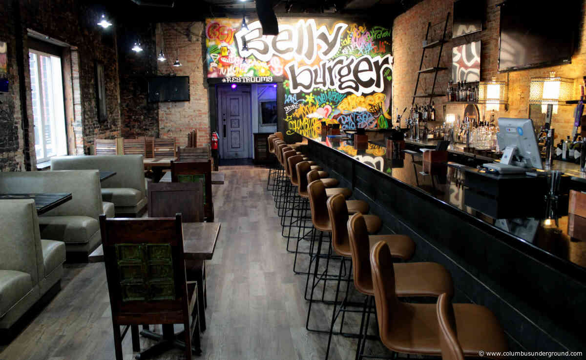 Belly Burger Takes Over Former Home of Oliver's