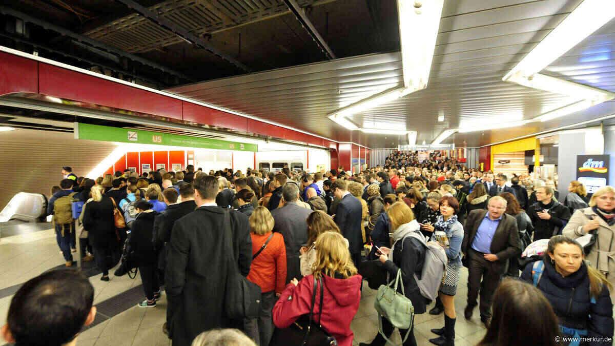 OB-Kandidatin wütet über S-Bahn-Chaos - Hiobsbotschaft am Tag darauf