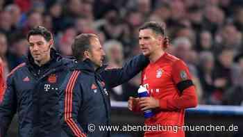 Fixpunkt im Mittelfeld: FC Bayern: Warum Leon Goretzka für Hansi Flick so wichtig ist
