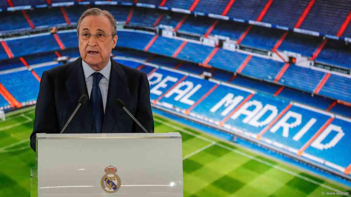 CVC in Gesprächen mit Real Madrid über internationale Fußball-Liga