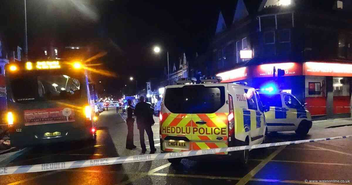 Live updates as City Road in Cardiff closed by police incident