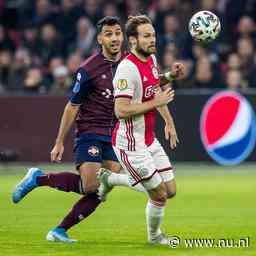 Ajax zoekt naar openingsgoal in thuiswedstrijd tegen Willem II