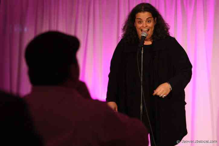'I Push Boundaries. If You Try To Silence Me, It Will Get Bad': Jessica Kirson On Comedy Central Special 'Talking To Myself'