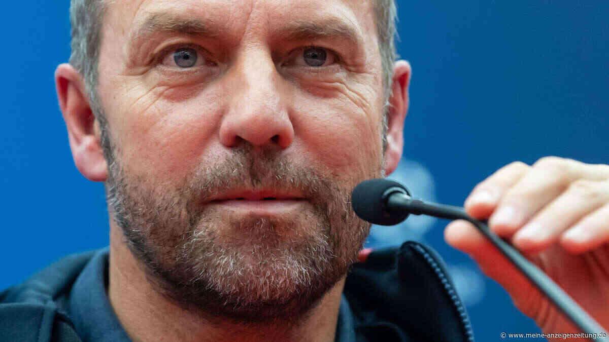"""Ein Indiz? Hansi Flick huldigt möglichem Bayern-Coach -""""Einer der besten Trainer"""""""