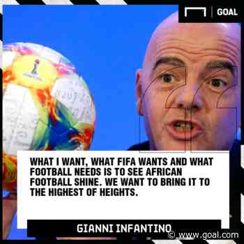 Fifa's three-pillar agenda a step in right direction for African football