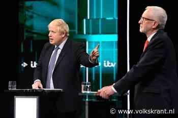 Over BBC-verkiezingsdebat: 'Johnson wil helemaal geen debat: elk optreden is een kans op disaster'