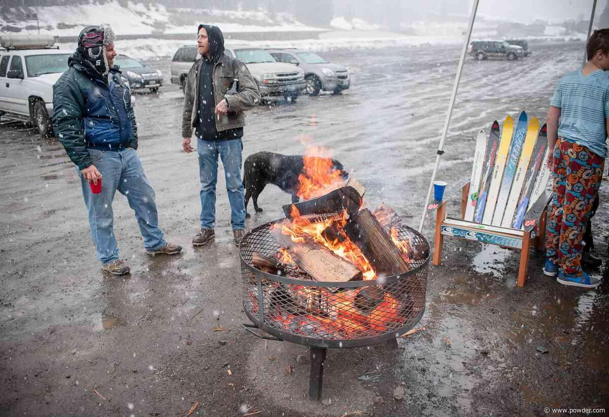 Washington's Best Ski Community is a Parking Lot