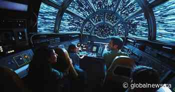 Disney announces new 'Star Wars' hotel to open in 2021
