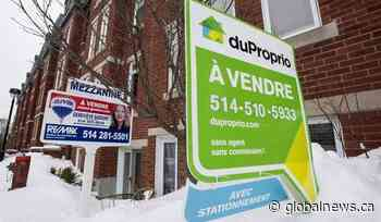 As prices rise, Montreal area home sales up 13 per cent in November