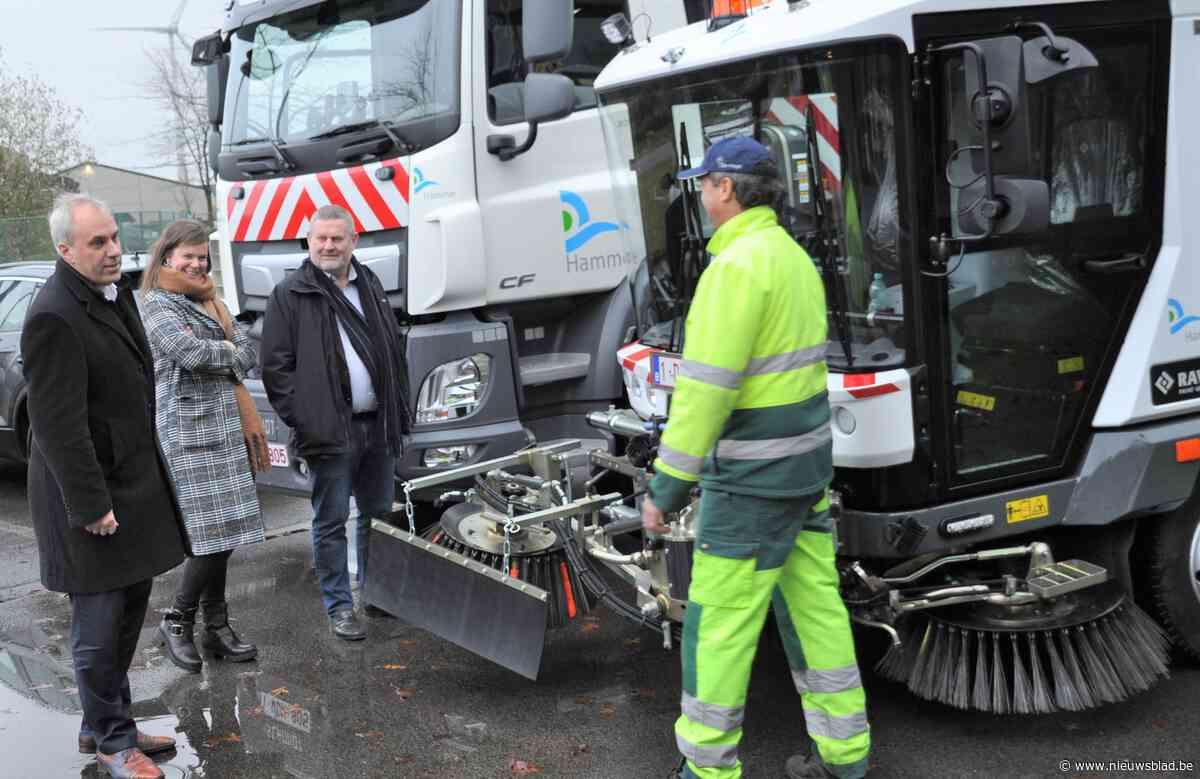 Nieuwe straatveegmachine kost ruim 200.000 euro