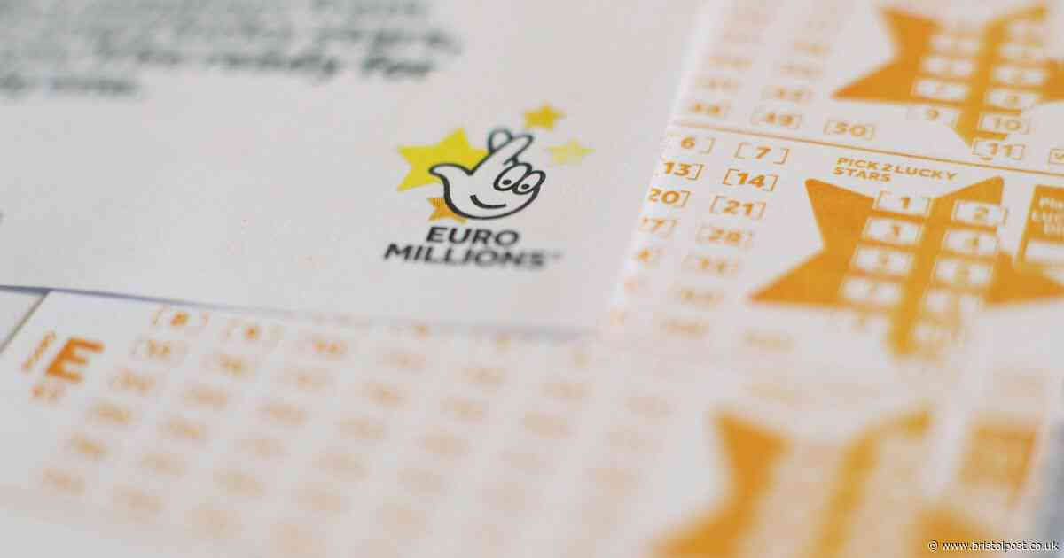 EuroMillions winning numbers: Winning National Lottery results for £14M jackpot on Friday, December 6