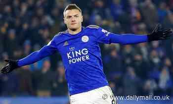Jamie Vardy is one of the best strikers in Europe... Gareth Southgate needs to bring him back
