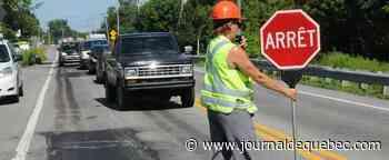 «Arrêtons de prendre les signaleurs pour des animaux au bord de la route!» dit le président de l'ATSRQ