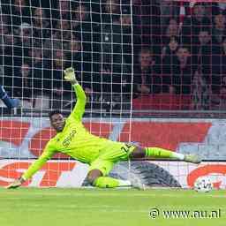 Ajax bij rust op achterstand in thuisduel met Willem II