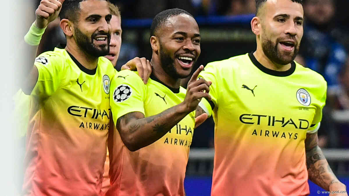 Sterling reflects on 'wake-up call' as he targets end to goal drought against Man Utd