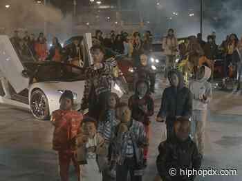 Lil Baby Drops Parking Lot Pimping 'Woah' Video