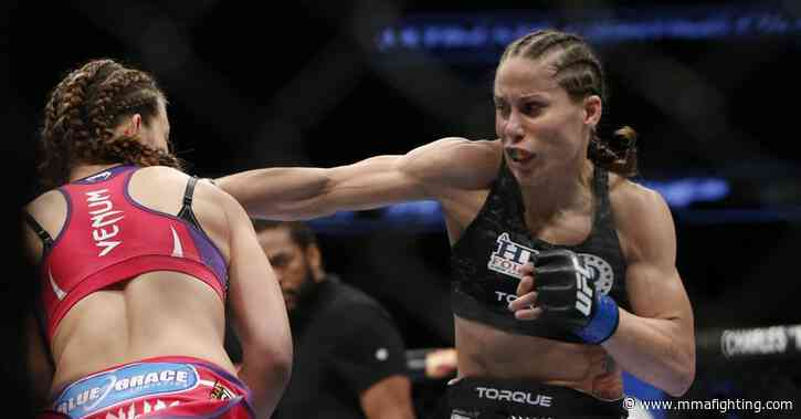 Two-time UFC title challenger Liz Carmouche released from contract