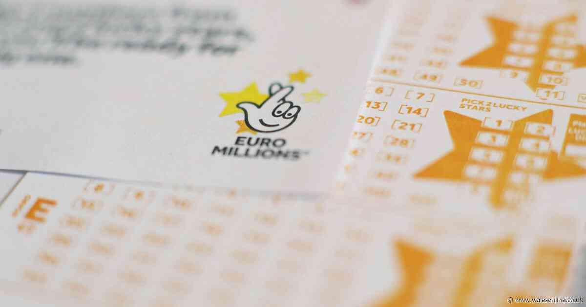 Euromillions results for Friday, December 6: The winning numbers from £14m draw and Thunderball