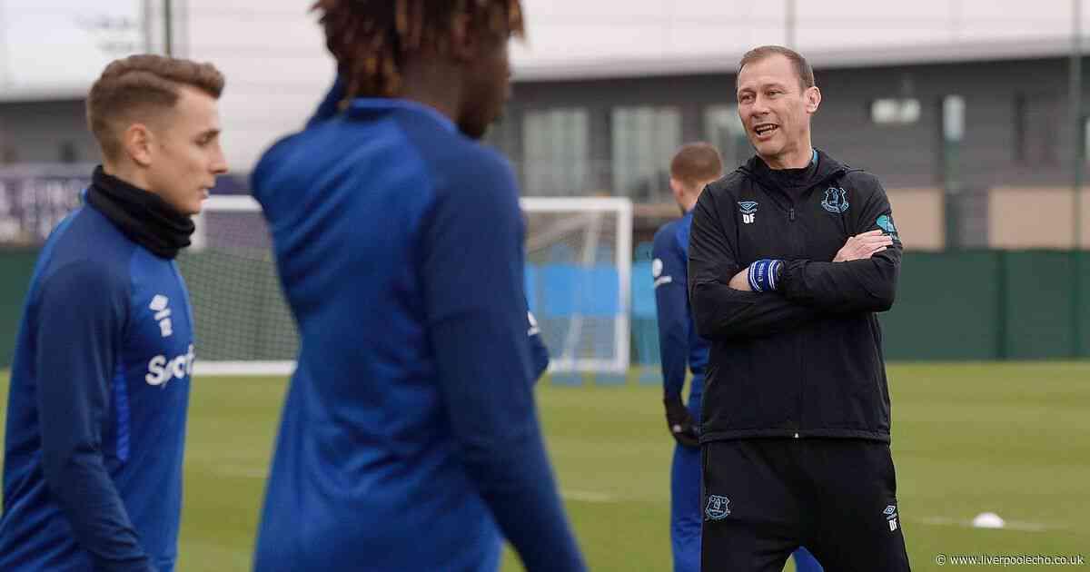 Duncan Ferguson vows 'I'll put my ideas into the Everton team'