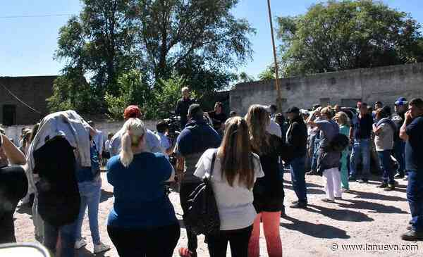 Paro de municipales en Saavedra