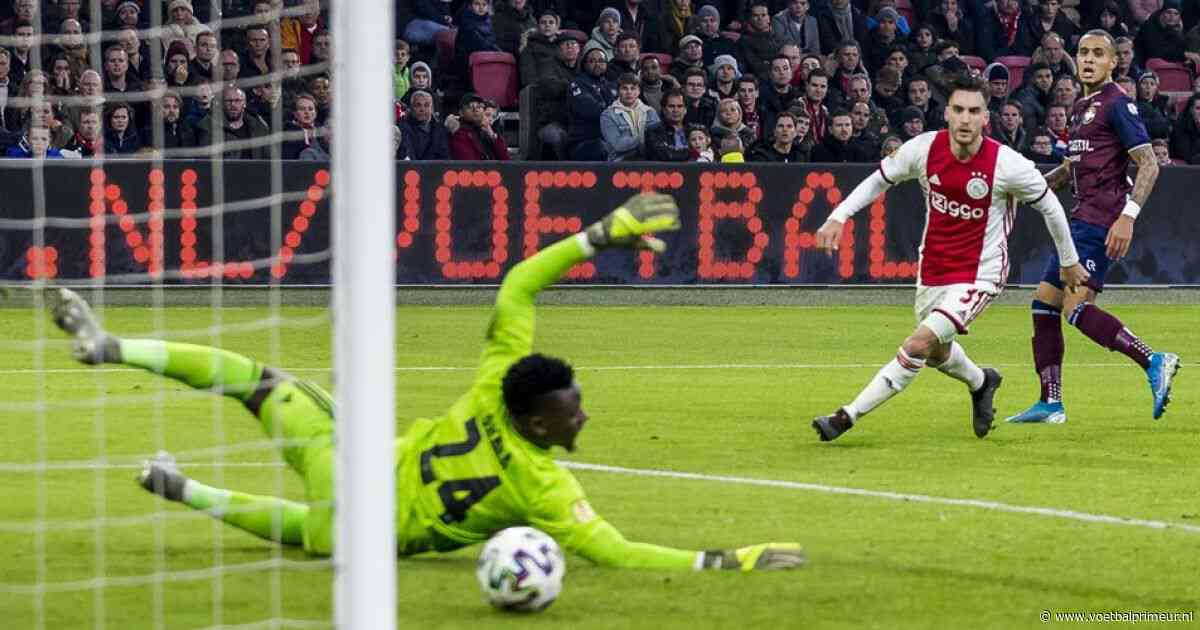 Grote stunt in Amsterdam: stuntploeg Willem II bezorgt matig Ajax eerste nederlaag