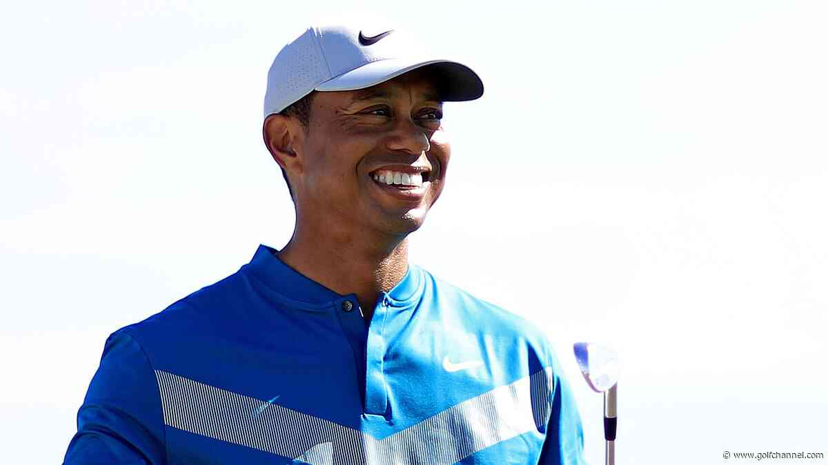 Tiger Tracker Postscript: Brilliant accuracy and the 'high, spanky 60' in Hero Rd. 3