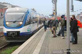 Münster: Alle 20 Minuten nach Münster