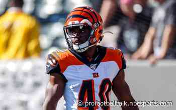 Bengals place Brandon Wilson on injured reserve