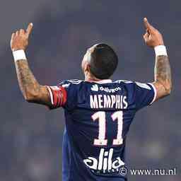 Memphis leidt Lyon met twee treffers naar winst op negental Nîmes