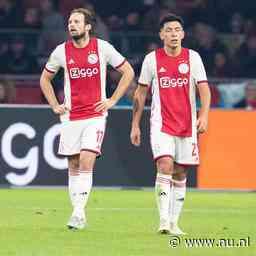 Ajax lijdt thuis tegen Willem II eerste competitienederlaag van seizoen