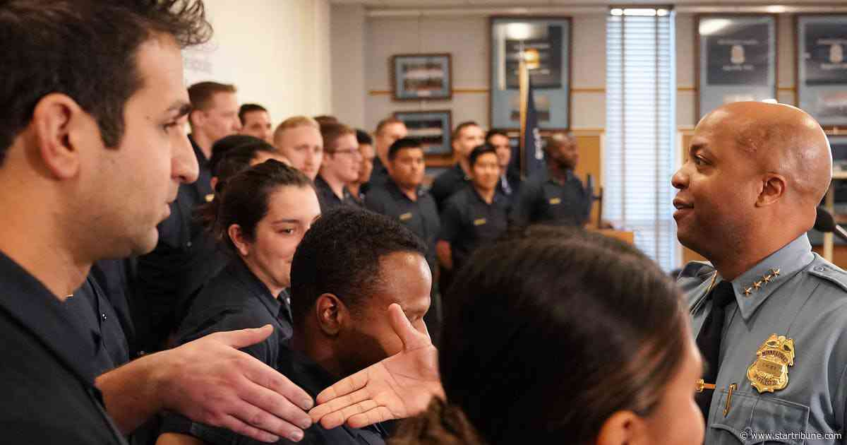 Minneapolis Mayor Frey wants city to hire, train new class of police cadets