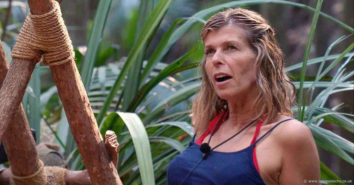 I'm A Celebrity's Kate Garraway explains disgusting thing she misses about her husband