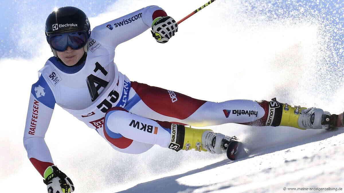"""Ski alpin: Sensationen durch jungen Schweizer und """"Snowboarderin"""" aus Tschechien"""