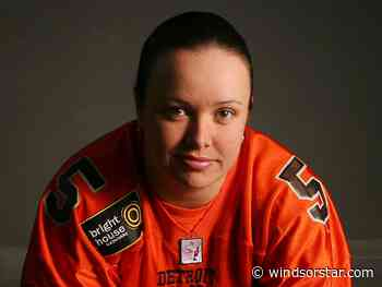 Findlay enshrined in Women's Football Hall of Fame