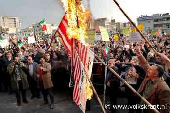 De machthebbers in Iran proberen een enorm bloedbad aan het oog van de wereld te onttrekken