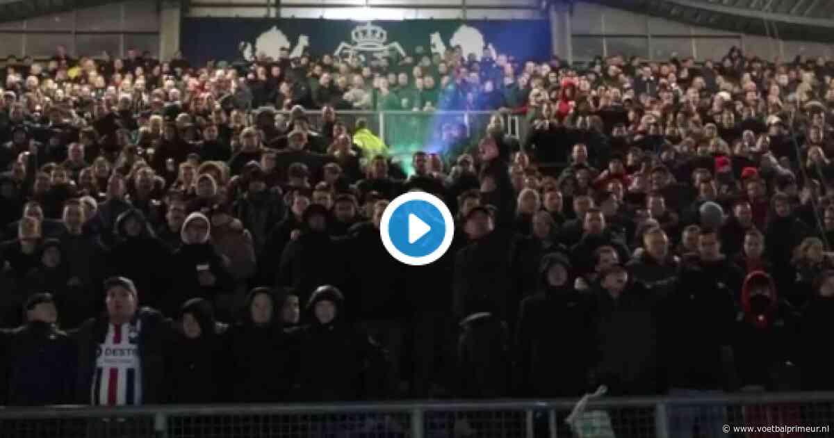 Groot feest in Tilburg: 'Als ik dit zo zie, gaan we nog wel een feestje vieren'