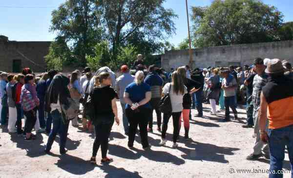 Saavedra: los trabajadores municipales iniciaron un paro y el lunes 9 deciden si lo extienden o no