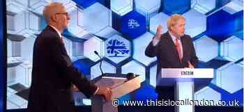 Prime Ministerial Debate: Johnson and Corbyn clash over NHS