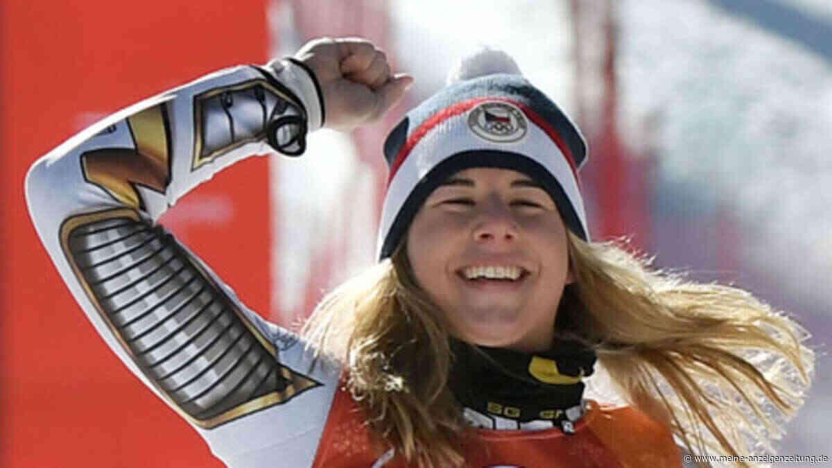 """Ski alpin: Sensationen durch """"Snowboarderin"""" aus Tschechien und jungen Schweizer"""