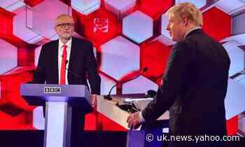BBC debate: Corbyn hits out at Johnson's 'racist remarks'