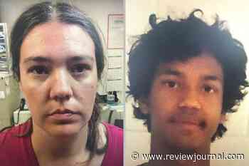 Pahrump mom, son charged in girl's death after backseat 'tantrum'