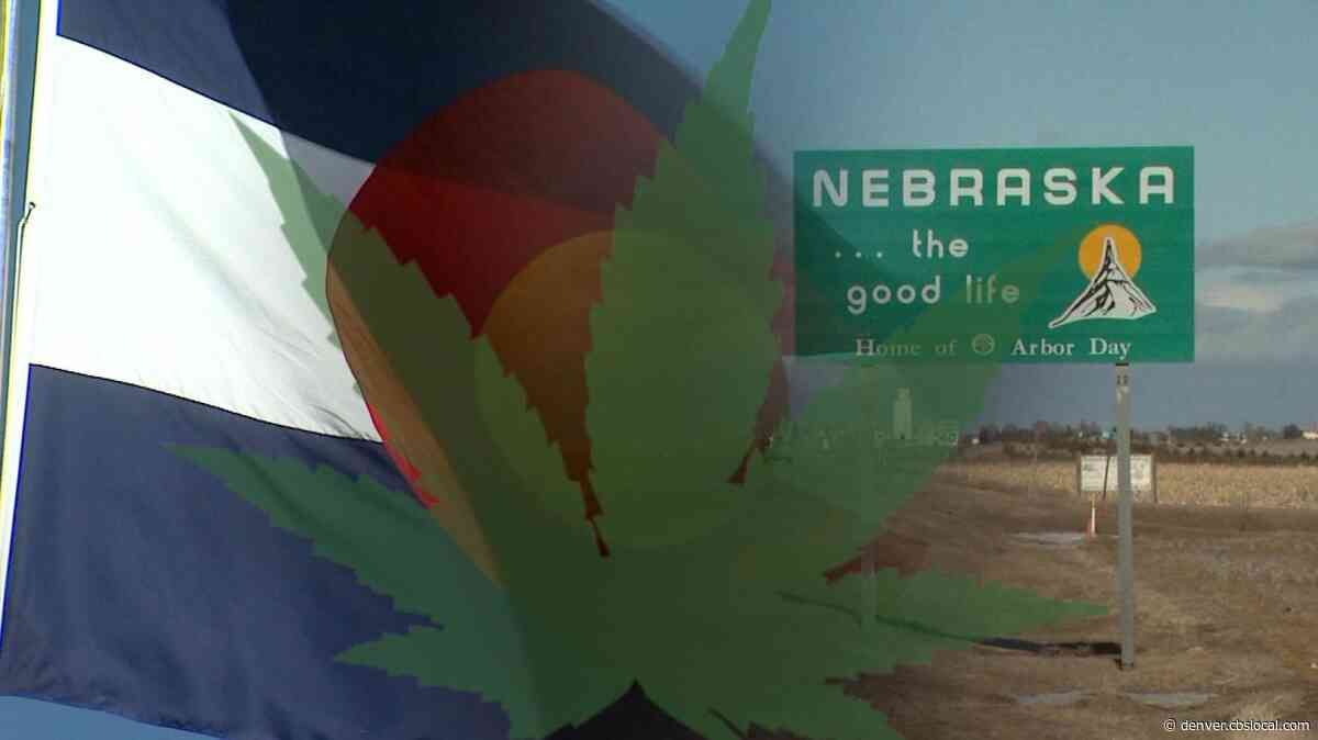 Woman: Drugs Found In Nebraska Traffic Stop Were Birthday Gift Bought In Colorado