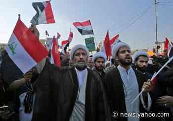 Warning Iran, US slaps sanctions on Iraqi paramilitary leaders