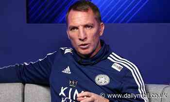 Leicester hand Brendan Rodgers £8m-a-year deal