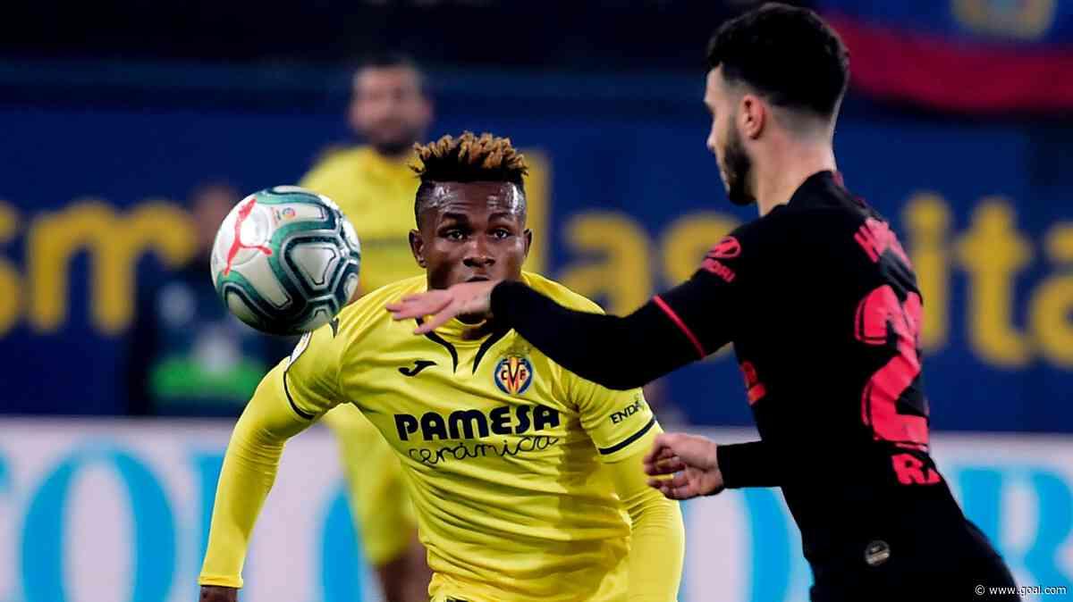 Partey's Atletico Madrid share the spoils with Chukwueze's Villarreal