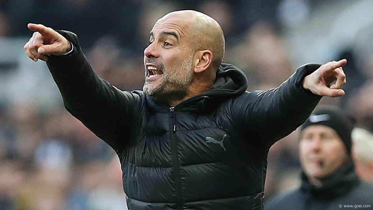 Man City boss Guardiola surprised Man Utd haven't been a title rival since he arrived in England