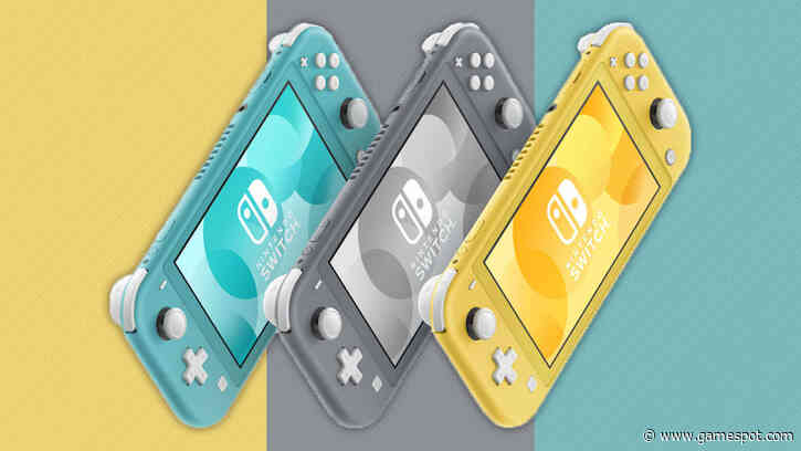 Get The Nintendo Switch Lite At A Nice Discount Before Christmas