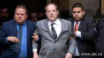 Harvey Weinstein accused of misusing ankle monitor; $5M bail sought